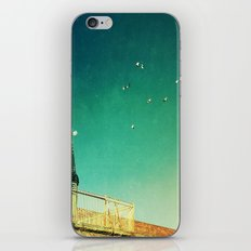 That's Where You'll Find Me... iPhone & iPod Skin