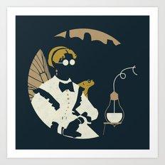 Junction Fae — Alchemist Art Print