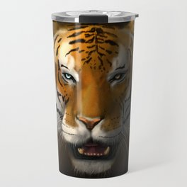 Max Scherzer Tiger, Full Travel Mug