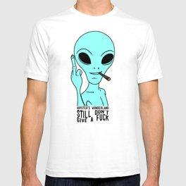 Still Alien T-shirt