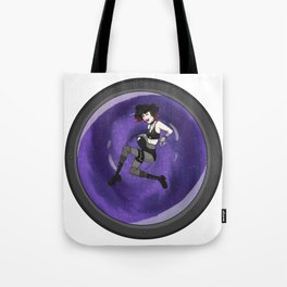 Cydonia Space Cadet Tote Bag