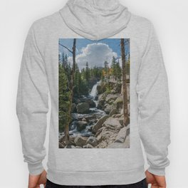 Alberta Falls Rocky Mountains Colorado, United States Hoody