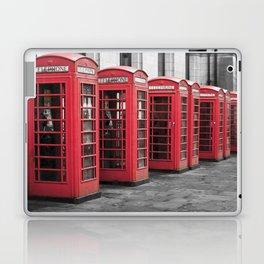 The Phone Boxes  Laptop & iPad Skin