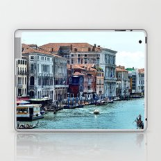 Along the Grand Canal Laptop & iPad Skin