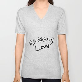 Harry Styles - All the Love Unisex V-Neck