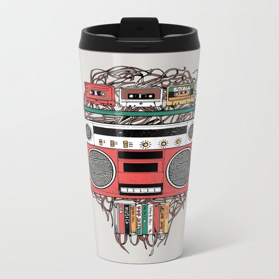 Radioinactive Metal Travel Mug
