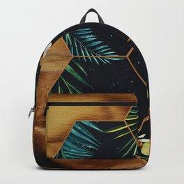Bee Green Backpack