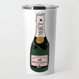Champagne Travel Mug