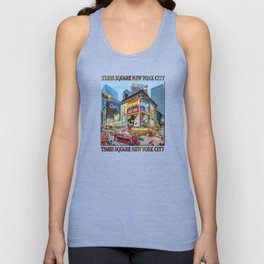 Times Square III Special Edition I Unisex Tank Top