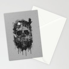 Suffocate Stationery Cards