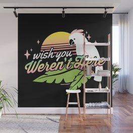 Wish You Weren't Here Wall Mural