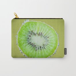 Kiwi Slice Carry-All Pouch