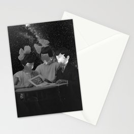 space face Stationery Cards