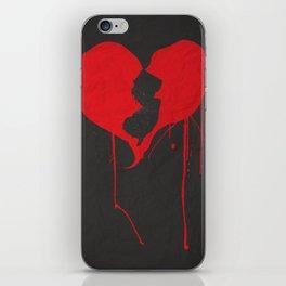My heart is in NJ Unite & Rebuild! iPhone Skin
