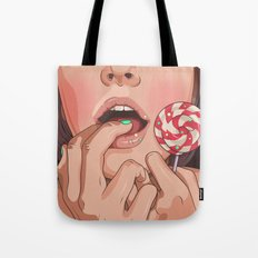 CANDY LIPS2 Tote Bag