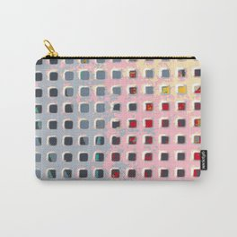 Coloring the Grid Carry-All Pouch