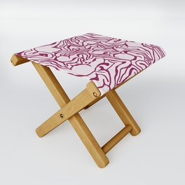 Cabbage Core Folding Stool