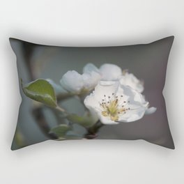 Fruit Blossom Rectangular Pillow