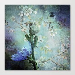 Always Reach for the Top Canvas Print