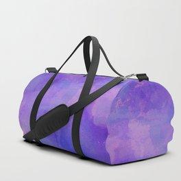 Majestic Violet Duffle Bag
