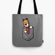 Pocket Pal Tote Bag