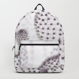 WHITE CACTUS Backpack