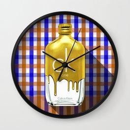 CK ONE GOLD_PA KAO MA01 Wall Clock