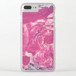Unicorn Dreams Clear iPhone Case