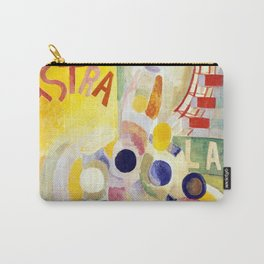 Robert Delaunay The Cardiff Team Carry-All Pouch