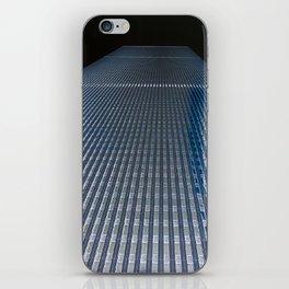 Twin Tower One iPhone Skin