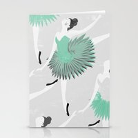 ballet Stationery Cards featuring BALLET by Kiley Victoria