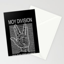 Moy Division Stationery Cards