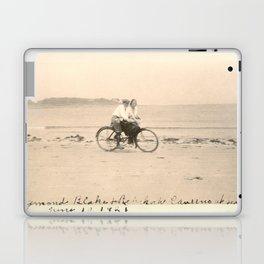 Love on a Bicycle Laptop & iPad Skin