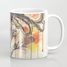 Arbre amb branques fantasma Coffee Mug