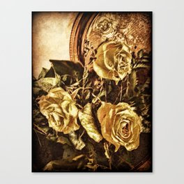 Remembrance of Things Past Canvas Print