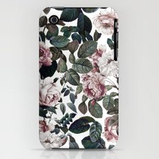 Vintage garden iPhone (3g, 3gs) Slim Case