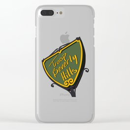 Troop 332 Clear iPhone Case