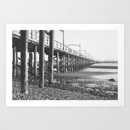 Beach Views  Art Print