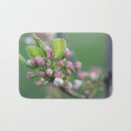 Flower Photography Bath Mat