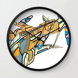 Hiva-02 Wall Clock