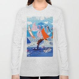 Regatta by Raoul Dufy Long Sleeve T-shirt