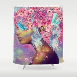 Sanya Shower Curtain