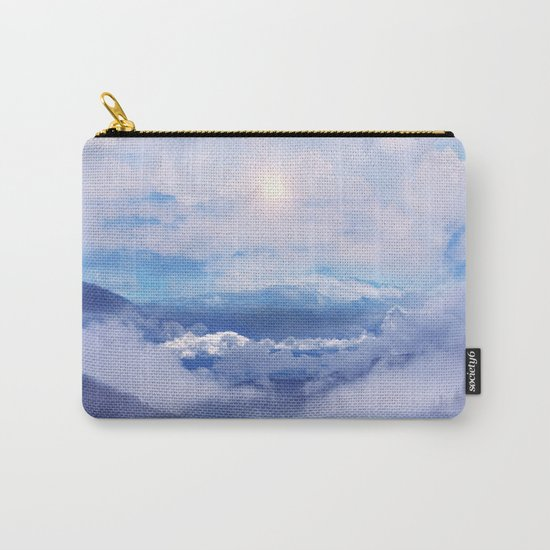 Pastel vibes 47 Carry-All Pouch