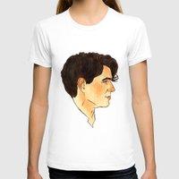 vampire weekend T-shirts featuring Ezra Koenig / Vampire Weekend by Kat Schneider