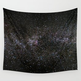 Milky Way Stars Wall Tapestry