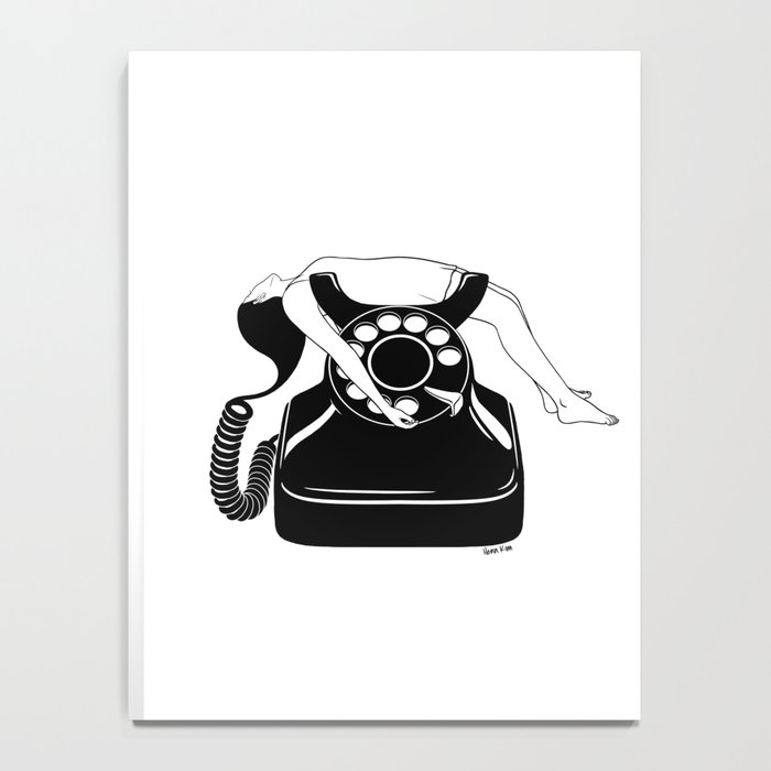 Ring My Bell Notebook