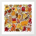 Creatures! by chrispiascik