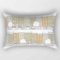 Brooklyn (color) Rectangular Pillow