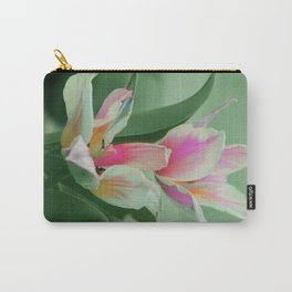 Vintage tulips (8) Carry-All Pouch