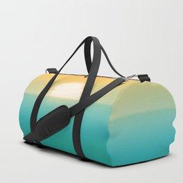 Into the horizon Duffle Bag
